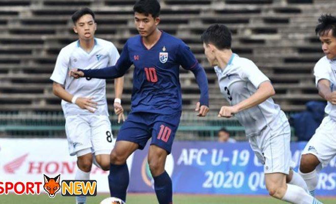 ทีมชาติไทย U19 ระเบิดฟอร์ม ถล่ม นอร์เธิร์น มาเรียน่า ไป 21-0
