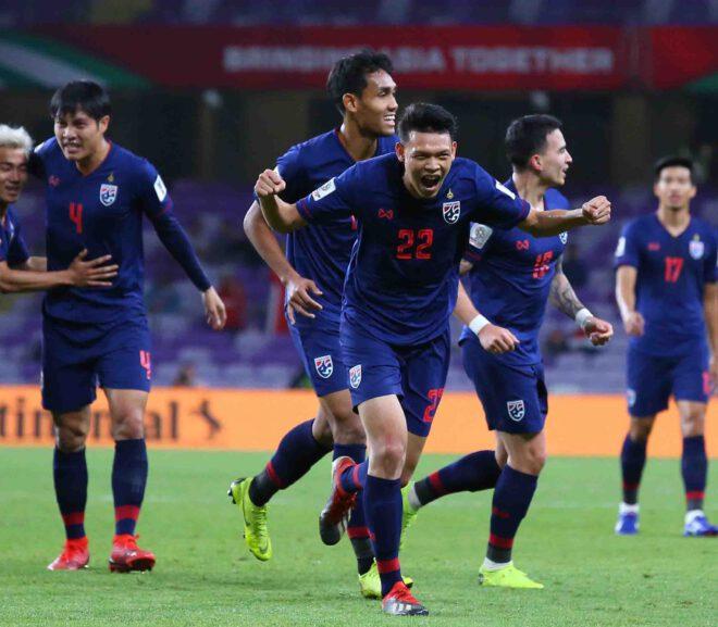 รวมกลุ่มไทย กำหนดวันแข่งแล้ว รายการ บอลโลก รอบสอง